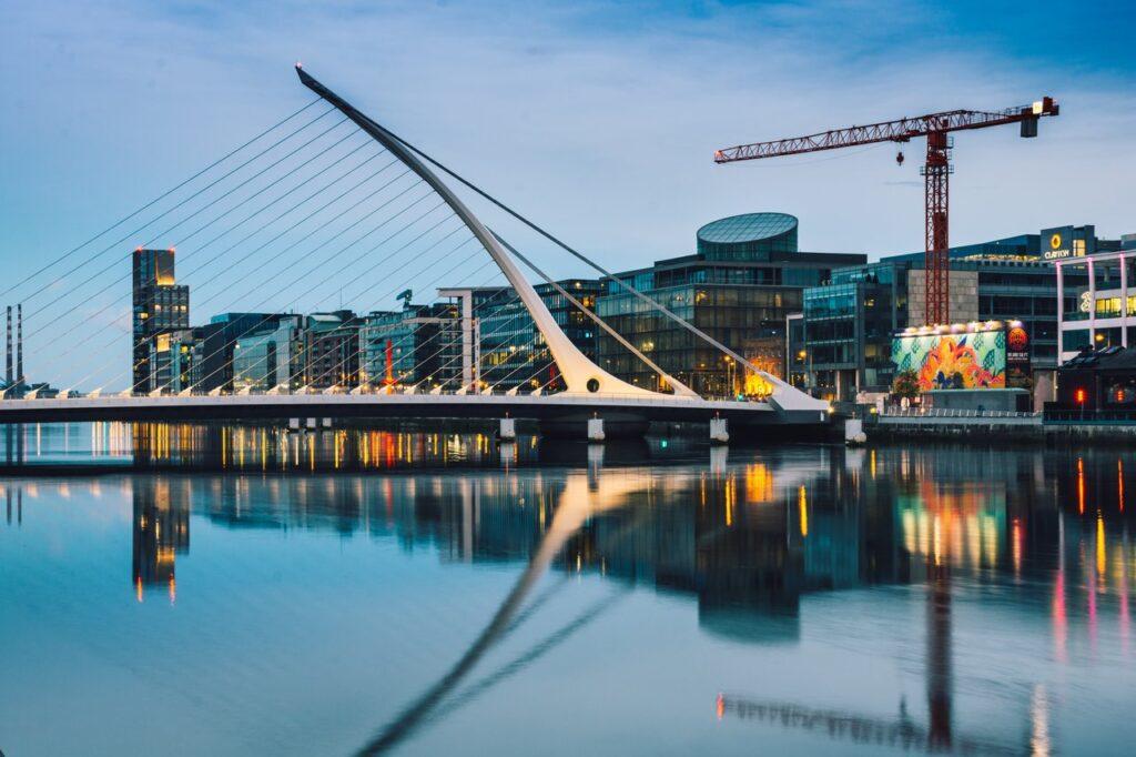 irlandia-spływ